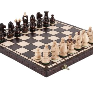 The King's Large Chess Set