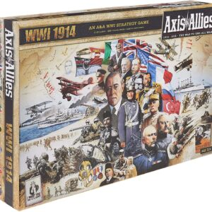 Axis and Allies WWI 1914 World War