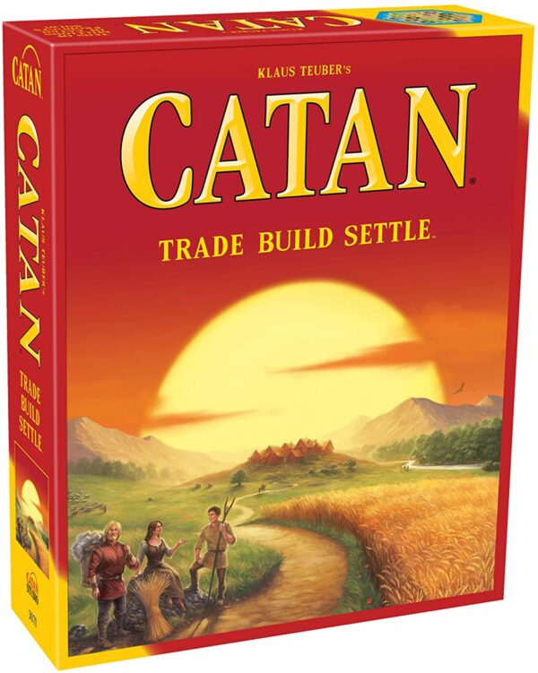Settlers of Catan Fifth Edition
