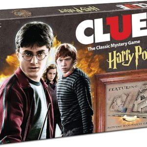 Clue Harry Potter Mystery Game