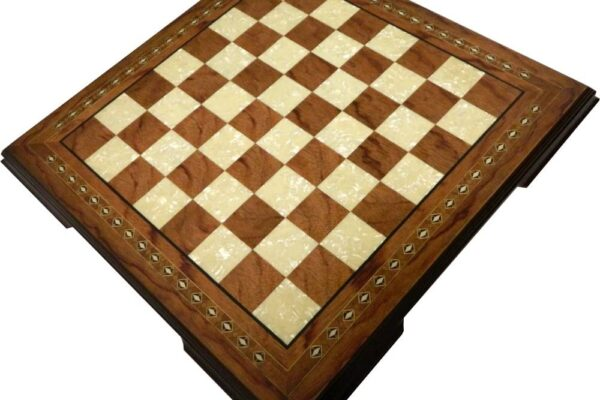 23″ Turkish Chess Board with 2 1/4″ Squares