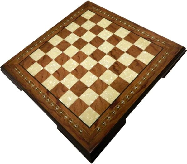 """23"""" Turkish Chess Board with 2 1/4"""" Squares"""